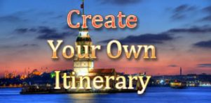 Create Your Own Itinerary